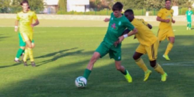 El Cubillas tiró de oficio y se hizo con la victoria por la mínima , 1-0 contra el ATARFE INDUSTRIAL