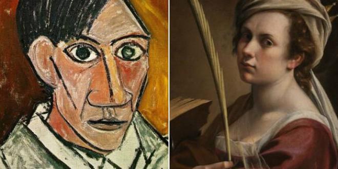 Los selfis (y 'nudes') estaban en los museos antes que en Instagram