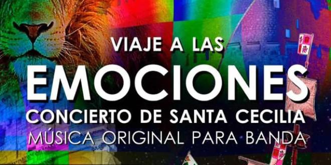 ATARFE: CONCIERTO DE SANTA CECILIA » VIAJE A LAS EMOCIONES»