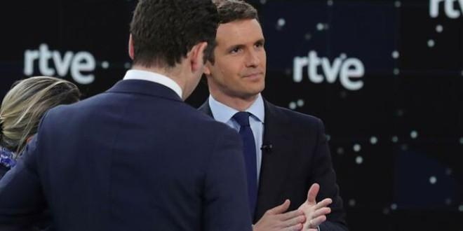 PP y EH Bildu han firmado 127 veces juntos en el Parlamento Vasco y votan lo mismo en el 45% de los debates
