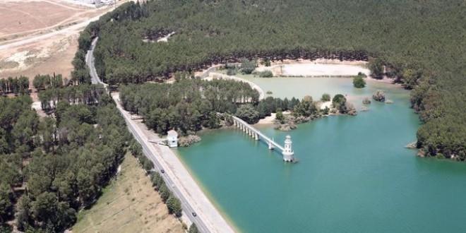 Andalucía pierde un 16,56% de agua en un año y tiene ya 13 comarcas agrarias en sequía severa, entre ellas la Alpujarra granadina