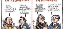 Y AHORA VA Y SE ENRARECE LA ATMÓSFERA por JUAN ALFREDO BELLÓN