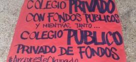 Financiar públicamente las opciones educativas privadas no está en la Constitución