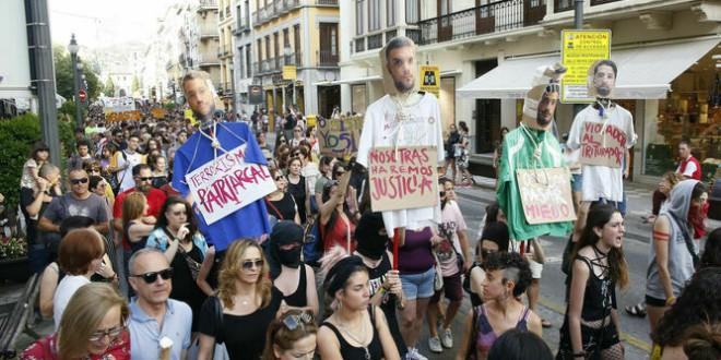 Las plataformas feministas convocan una concentración contra la sentencia por el crimen de Manresa