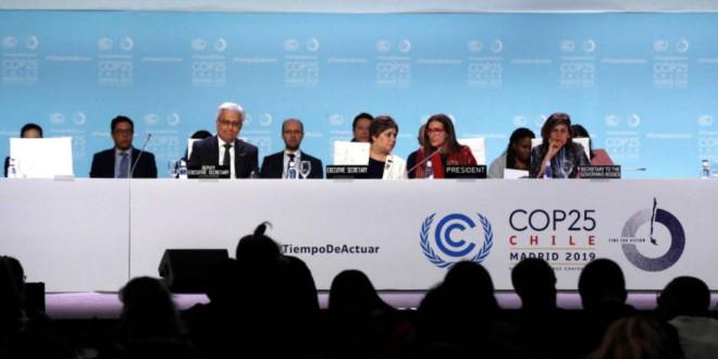 La Cumbre del Clima termina con acuerdo de mínimos