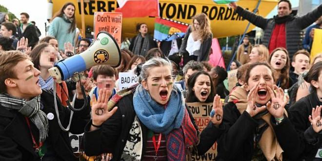 La 'revolución' es el único camino para abordar la crisis climática