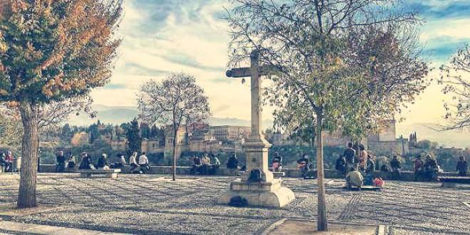 Mirador de San Nicolásde Granada