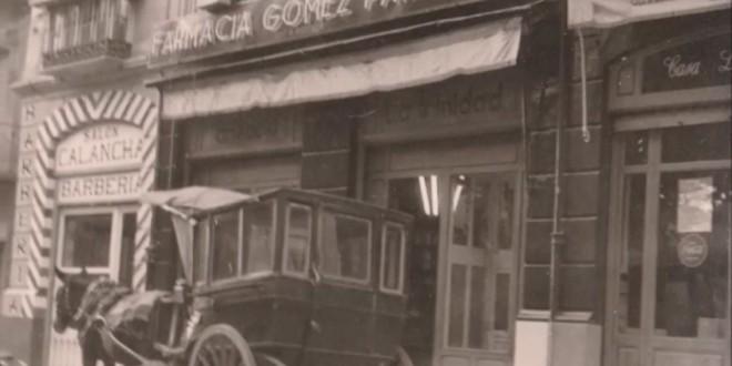 Un vídeo retrata cómo eran las calles de Granada a comienzos del siglo XX