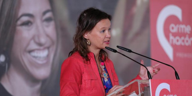 Leire Pajín defiende a Greta Thunberg: «Que no se la caricaturice»