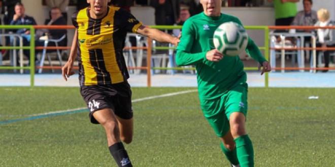 Atarfe Industrial: La falta de gol vuelve a condenar al Atarfe, 2-0