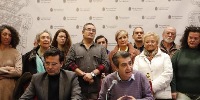 PSOE y Podemos-IU llaman a «abrazar» al Parque de las Ciencias para protestar tras cambiar la Ley de Consorcios