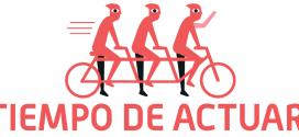 «ES TIEMPO DE ACTUAR»: artistas y deportistas españoles instan a combatir la crisis climática