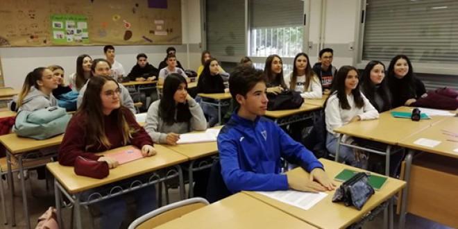 Un instituto de Castellón, el primero en impartir una asignatura específica de violencia de género