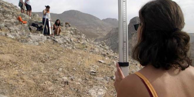 La excavación en El Sombrerete abre el proyecto(3ª parte)