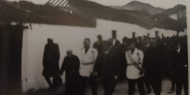 «Cambios urbanísticos ocurridos en Atarfe tras el terremoto de 1956» por Fuencisla Moreno Rueda