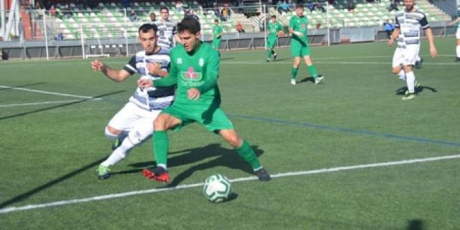 El Atarfe ve frenada su racha en Coín, 1-0