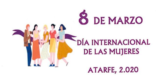 Actos del ayuntamiento de atarfe con motivo del Día Internacional de la Mujer