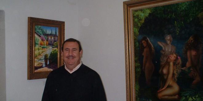 NUESTRO VECINO ANTONIO CASTRO (PINTOR)