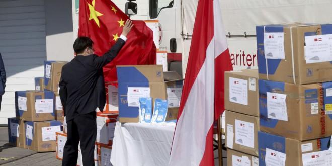 La pandemia abre un nuevo campo de batalla entre Estados Unidos y China