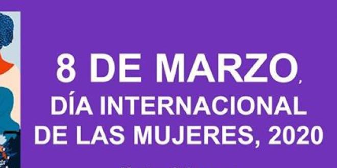 ATARFE: ACTO DE CELEBRACIÓN DEL DÍA INTERNACIONAL DE LA MUJER