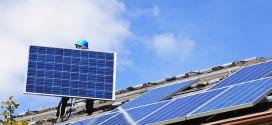 Instalar paneles solares en casa es una 'magnífica idea'