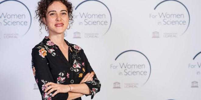 La jienense Cristina Romera, elegida por la Unesco entre las mejores científicas jóvenes del mundo