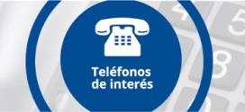 ATARFE: TELÉFONOS DE LA POLICIA Y DE PROTECCIÓN CIVIL