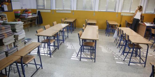 CECILIO MARTIN  Director del Ceip Atalaya: «hay alumnos de los que no se ha vuelto a saber nada»