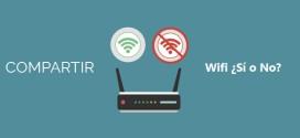 Compartir Wifi ¿Si o No?