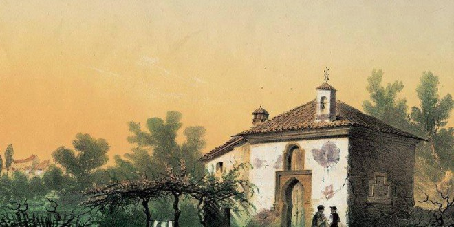 ERMITA DE SAN SEBASTIÁN de Granada
