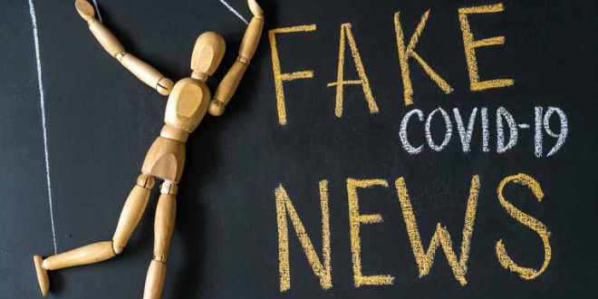 Desinformación y 'fake news' durante la COVID-19: cómo cortar la red de contagio