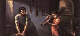 «San José Obrero» por Alberto Granados
