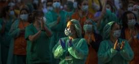 Los sanitarios en primera línea contra la covid-19, premio Princesa de Asturias de la Concordia