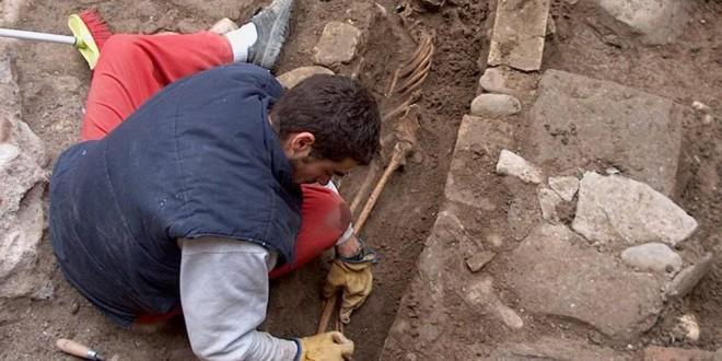 El cementerio de Puerta Elvira, la 'ciudad de los muertos' de Granada