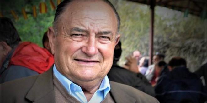 Fallece a los 84 años Cecilio Martín Morón, PADRE DEL DIRECTOR DEL CEIP ATALAYA DE ATARFE