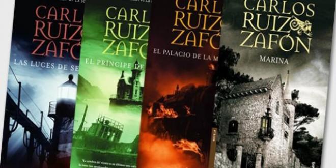 «En el laberinto de los libros olvidados: El recuerdo de Carlos Ruiz Zafón» por Maria Serra
