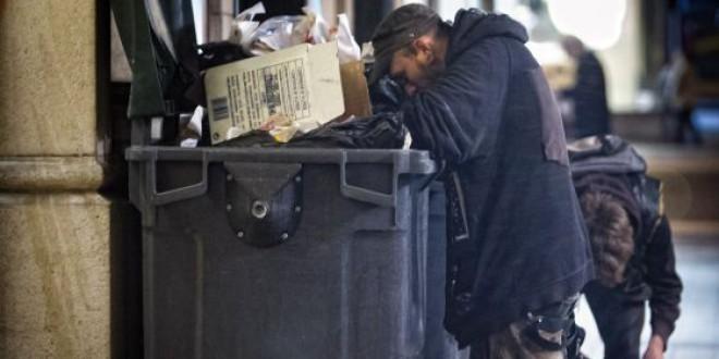 El 32% de los españoles que viven en situación de pobreza severa tienen un empleo
