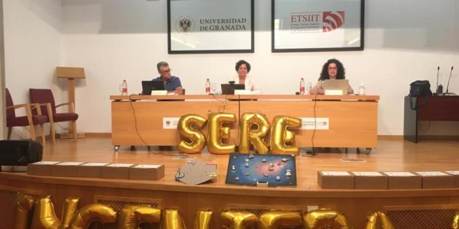 La rectora Pilar Aranda inaugura el Campus Tecnológico para chicas «Seré Ingeniera»