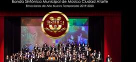CONCIERTOS DE LA BANDA SINFÓNICA MUNICIPAL DE MÚSICA CIUDAD ATARFE EN HOMENAJE A LAS PERSONAS FALLECIDAS A CONSECUENCIA DEL COVID-19