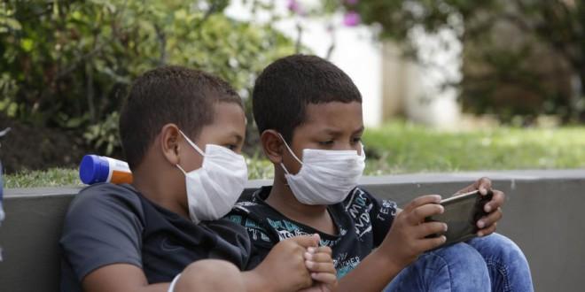 Unicef detecta un «fuerte» deterioro mental y físico de los niños en la pandemia