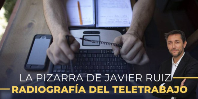 Radiografía del teletrabajo en España: así ha impactado la pandemia en la jornada laboral