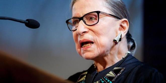 Ruth Bader Ginsburg, jueza del Supremo de EEUU, icono feminista y pionera en la lucha por la igualdad