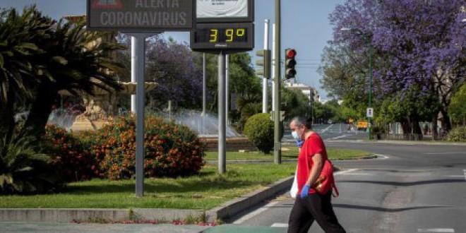 La pandemia no frena la crisis climática, según un informe de la ONU