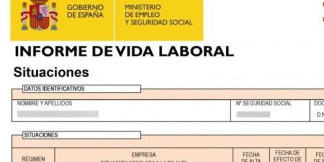 Novedad de la Seguridad Social en la vida laboral que ofrece a los trabajadores