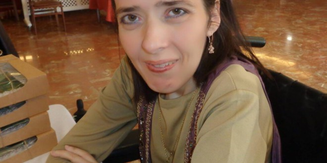 «Vida de una patología» LIBRO  DE LA ATARFEÑA Marisol Nuñez sobre su enfermedad