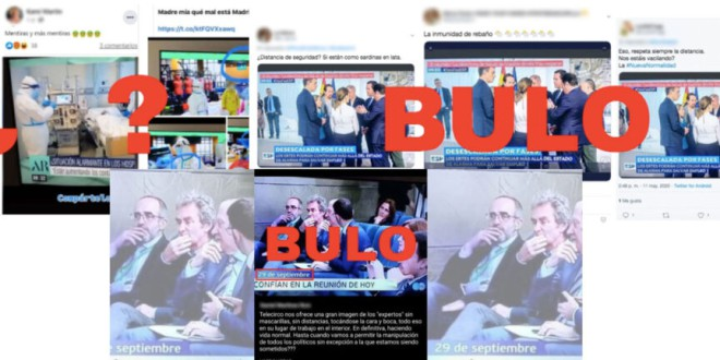 La importancia de poner en televisión que una imagen es de archivo para que esta no se convierta en una desinformación