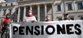 Estas son las veinte recomendaciones de los partidos políticos para la reforma de pensiones