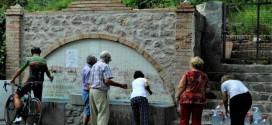 La 'Fuente de las Adelfas' de Lanjarón atrajo la atención a Pedro Antonio de Alarcón, Federico García Lorca y Manuel de Falla