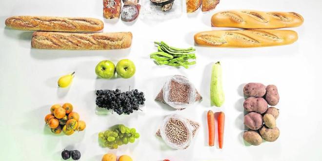 ¿Tiraría toda esta comida a la basura?