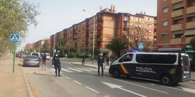 Lo que está permitido y no durante el cierre perimetral de Granada capital y el Área Metropolitana